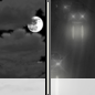 Monday Night: Mostly Cloudy then Chance Light Rain