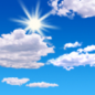 Today: Increasing clouds, with a high near 58. South southwest wind 6 to 13 mph becoming west in the afternoon.